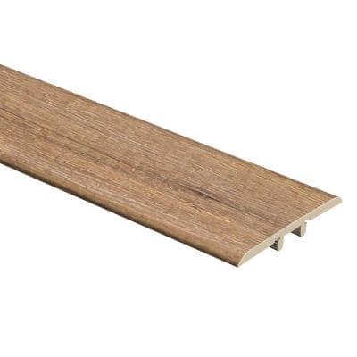 Pacific Pine 5/16 in. Thick x 1-3/4 in. Wide x 72 in. Length Vinyl T-Molding