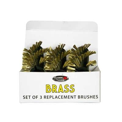Brass Replacement Brush