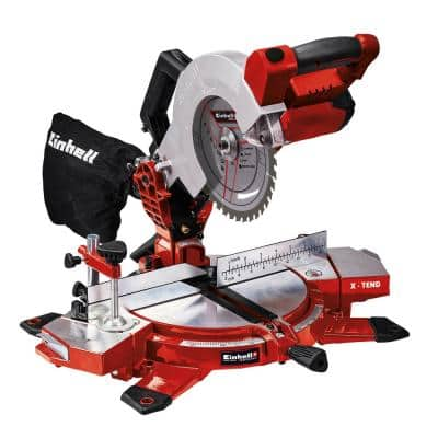 PXC 18-Volt Cordless 8.5 in. 3,000-RPM Compound Single-Bevel Miter Saw (Tool Only)