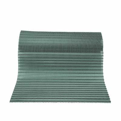 Barepath Grey 2 ft. x 30 ft. Rug Runner