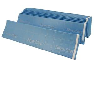 SilverStep 100 sq. ft. 43 in. x 28 ft. x .132 in. Premium Cross-Linked Polyethylene Foam Underlayment & Moisture Barrier