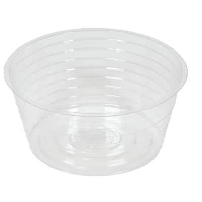 12 in. Plastic Deep Planter Liner