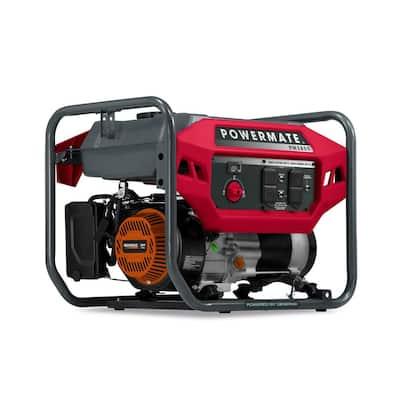 PM3800Running-Watt 3,000-Watt Manual-Start Gasoline-Powered Portable Generator, 49 ST/CSA
