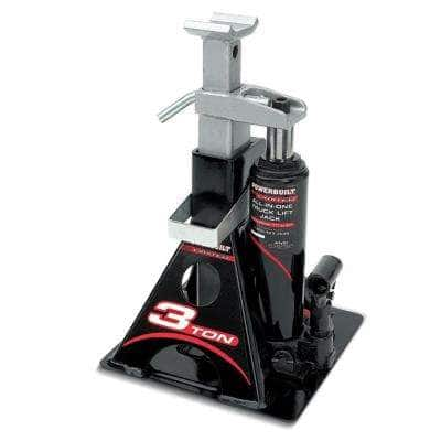 3-Ton All-in-One Bottle Jack/Jack Stand