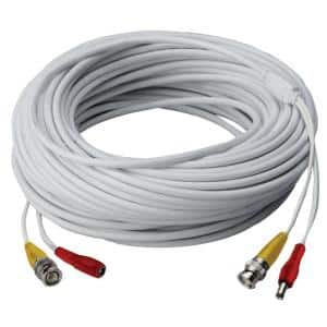 120 ft. high performance BNC Video/Power Cable for Lorex security camera systems for 2MP (1080p) up to 4MP systems