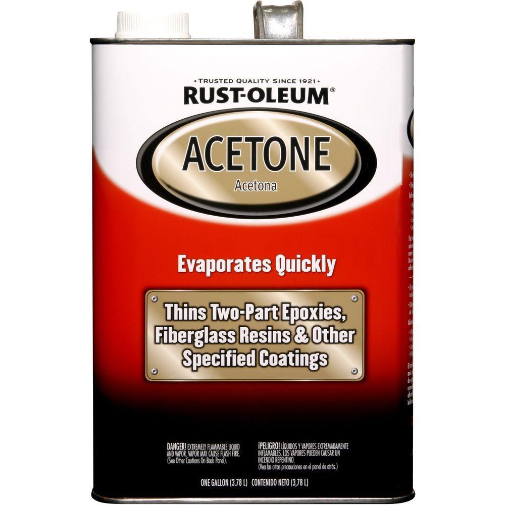 1 gal. Acetone (2-Pack)