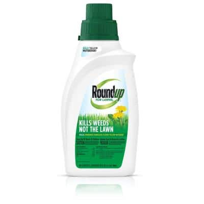 Roundup for Lawns 2 Concentrate 32 oz. (Northern)