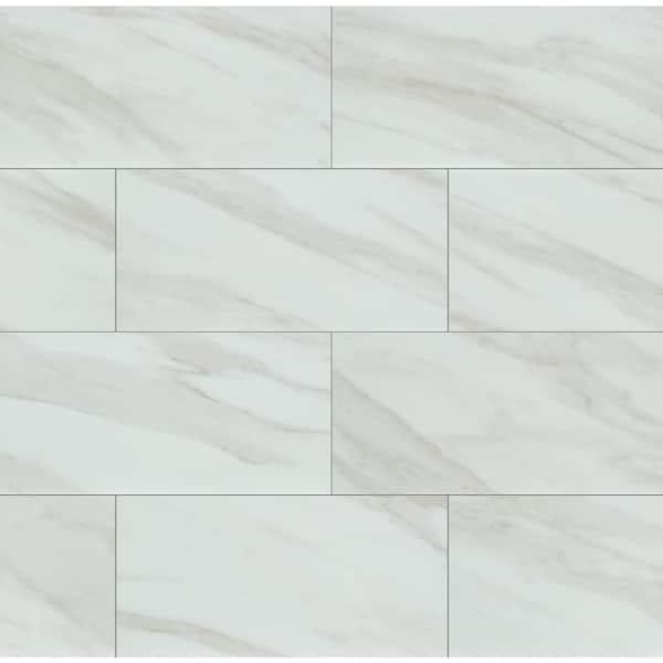 Matte Porcelain Floor And Wall Tile, Porcelain Bathroom Tiles Home Depot