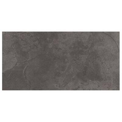 Casade Ridge Slate 3 in. x 6 in. Glazed Ceramic Floor and Wall Tile Sample