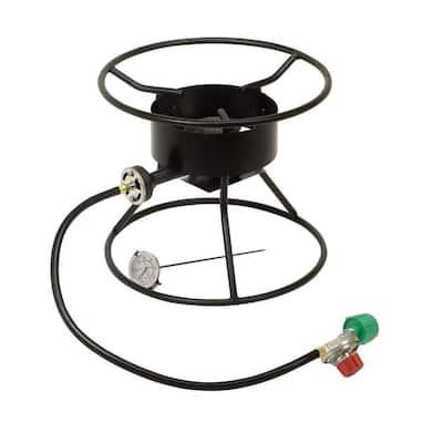 54,000 BTU Welded Portable Propane Gas Outdoor Cooker