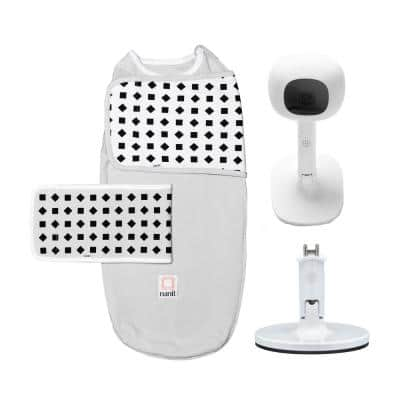 Complete Baby Monitoring System Bundle - Wireless Security Camera