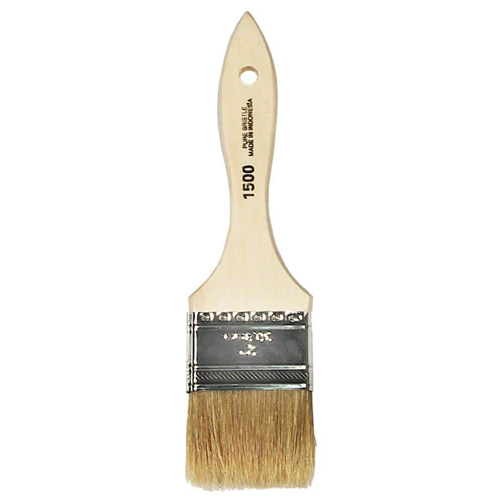 2 in. Flat Chip Brush