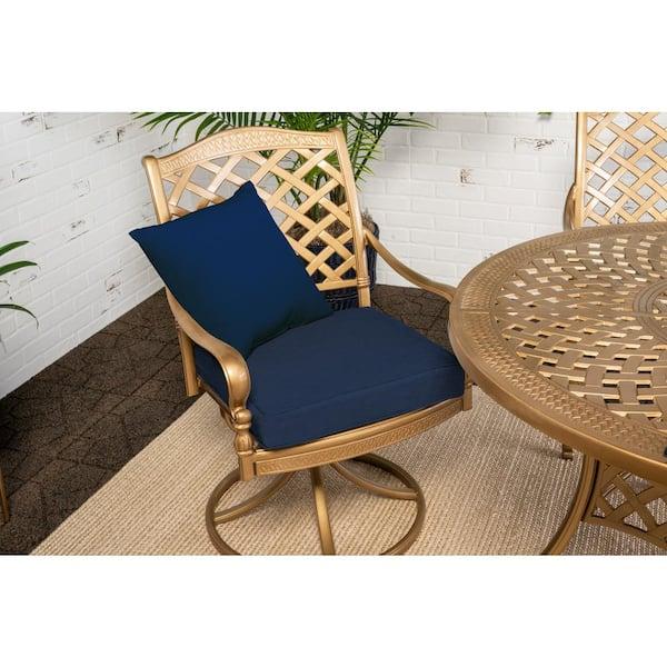 Rust Oleum 12 Oz Navy Outdoor Fabric, Patio Furniture Fabric Spray Paint