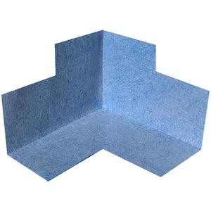 Preformed waterproof Inside Corner (2-Pack)