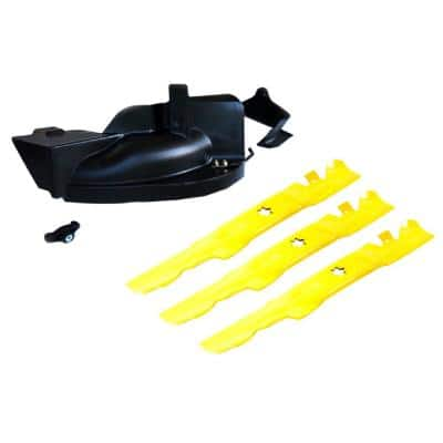 Original Equipment Xtreme 54 in. Mulching Kit with Blades for Lawn Tractors and Zero Turn Mowers (2010 and After)
