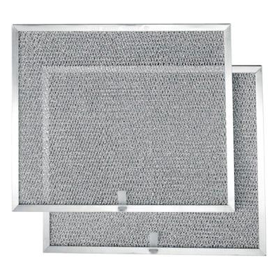 Allure 1 Series 30 in. Range Hood Externally Vented Aluminum Replacement Filter (2 each)