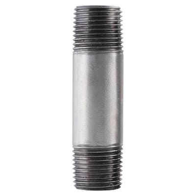 2 in. x 8 in. Galvanized Steel Nipple