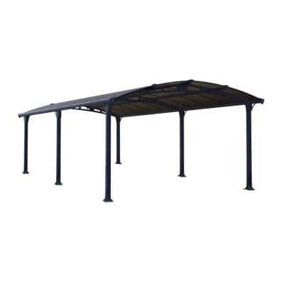 Arcadia 6400 12 ft. x 21 ft. Car Canopy and shelter Carport
