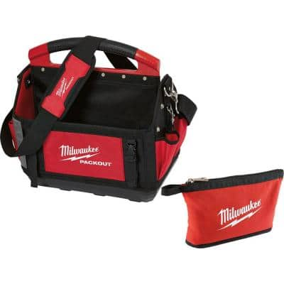 15 in. PACKOUT Tote with Tool Bag