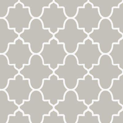 45 in. x 45 in. Fes Wall Painting Stencil