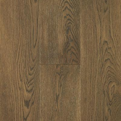 Sawtooth Forest Oak 7 mm T x 6.5 in. W x Varying Length Waterproof Engineered Click Hardwood Flooring (19.5 sq. ft.)