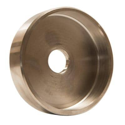 4 in. Max Punch Die Cup for Stainless Steel