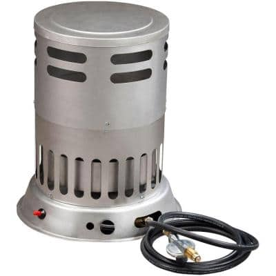 80,000 BTU Portable Single Convection Heater