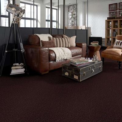 Palmdale II - Color Grape Koolaid Texture Purple Carpet