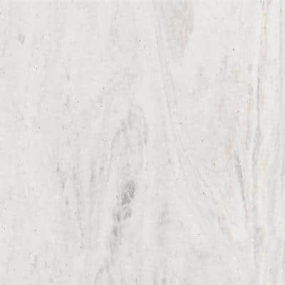 2 in. x 2 in. Solid Surface Countertop Sample in Limestone Prima