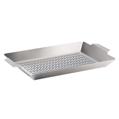Outdoor Roasting Grill Pan - Large
