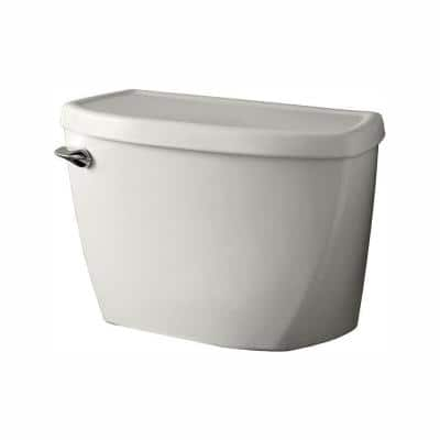 Cadet Pressure-Assisted FloWise 1.1 GPF Single Flush Toilet Tank Only in White