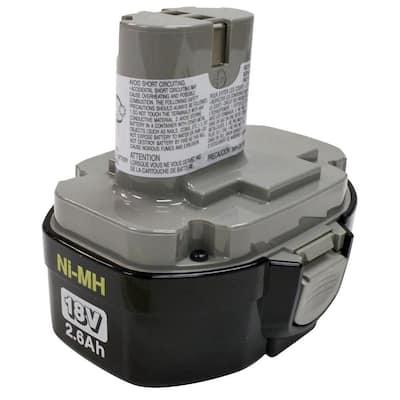 18-Volt Ni-MH Battery 2.6Ah