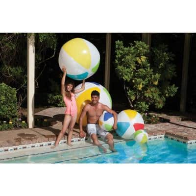 60 inch Play Swimming Pool and Beach Ball
