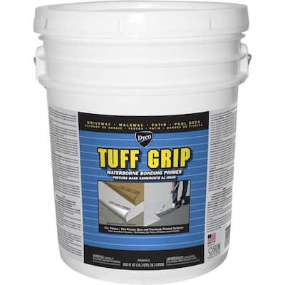 Tuff Grip 5 gal. 9040 Clear Low Sheen Interior/Exterior Waterborne Bonding Primer