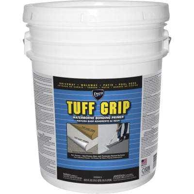 Tuff Grip 5 gal. 9040 Clear Low Sheen Interior/Exterior Waterborne Bonding Primer