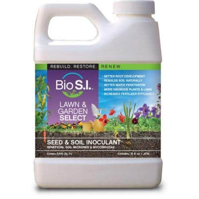 Lawn and Garden Select 16 fl. oz. Organic Seed and Soil Innoculant