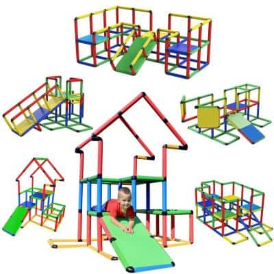 Create and Play Life Size Structures Jumbo Set