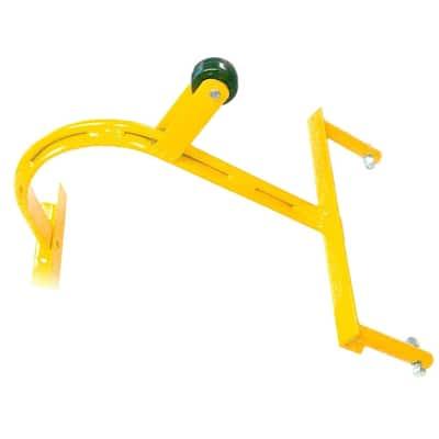 Chicken Ladder Hook Reinforced with Wheel