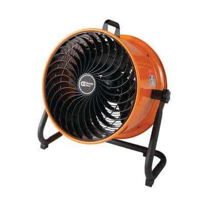 16 in. Direct Drive Turbo Fan