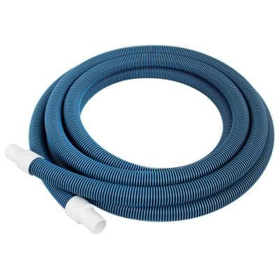 Premium Quality Heavy-Duty 18 ft. x 1-1/4 in. Swimming Pool Vacuum Hose