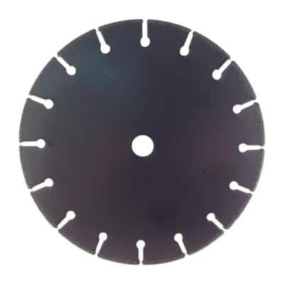 7 in. Coarse Grit Carbide Grit Circular Saw Blade
