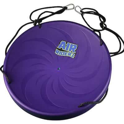 Air Riderz Saucer Swing - Purple