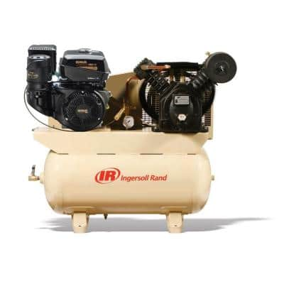 Type 30 Reciprocating 30 Gal. 14 HP Gas Truck Mount Air Compressor