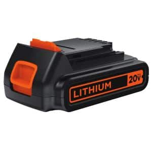 20V Max Lithium-Ion Battery Pack 1.5Ah