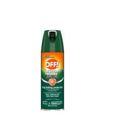 Deep Woods Tick Aerosol 6 oz./12 US