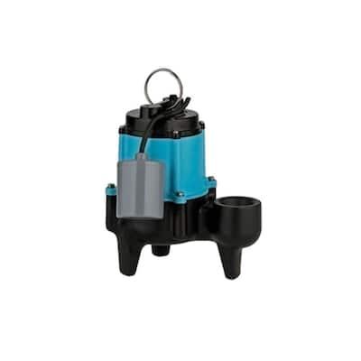 10SC-CIA-RF 1/2 HP Submersible Automatic Pump