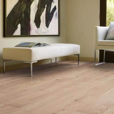 French Oak Marshalls 1/2 in. Thick x 7-1/2 in. Wide x Varying Length Engineered Hardwood Flooring (23.31 sq.ft./case)