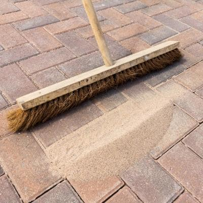 40 lbs. Tan Paving Stone Joint Sand Joint Stabilizing Sand for Pavers, Brick, Concrete Blocks & Patio Stones
