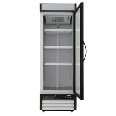 X-Series 16 cu. ft. Single Door Merchandiser Refrigerator in White