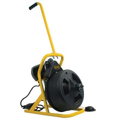 3/8 in. x 100 ft. Cable Drum Machine